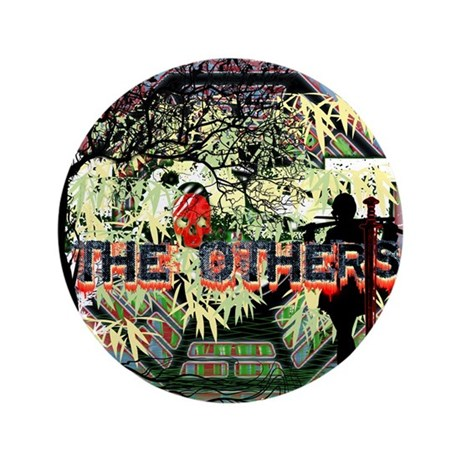 "The Others Dharma Jungle 3.5"" Button"