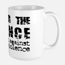 Shatter the Silence Mug