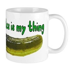 Pickles Is My Thing Mug