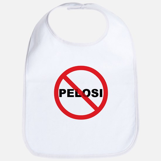 Anti Pelosi Bib