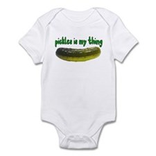 Pickles Is My Thing Infant Bodysuit