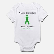 Lung Transplant Survivor Infant Creeper