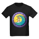 Tidal Dog Kids Dark T-Shirt