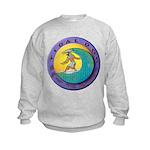 Tidal Dog Kids Sweatshirt