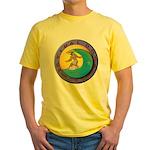 Tidal Dog Yellow T-Shirt