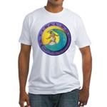 Tidal Dog Fitted T-Shirt