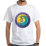 Tidal Dog White T-Shirt