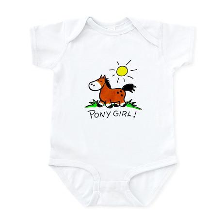 Pony Girl Infant Bodysuit
