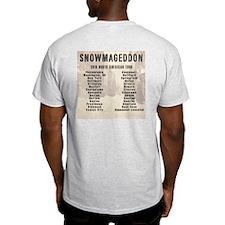 snowmageddon_fr T-Shirt