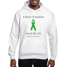 Heart Transplant Survivor Jumper Hoody