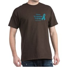 I'm a Tuquoise Warrior T-Shirt
