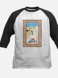 Ski Egypt Kids Baseball Jersey