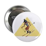 "Ski Egypt 2.25"" Button"