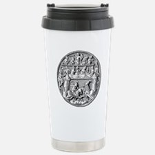 Jousting Knights Travel Mug