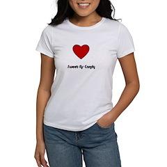 SWEET AS CANDY (HEART) Women's T-Shirt