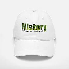 Green Repeat History Baseball Baseball Cap
