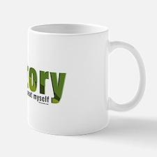 Green Repeat History Mug