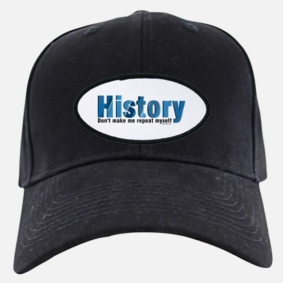 Blue Repeat History Baseball Hat