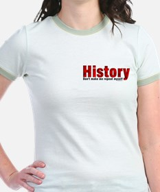 Red Repeat History Pocket Area T