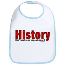 Repeat History Red Bib