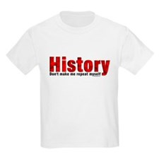 Repeat History Red T-Shirt