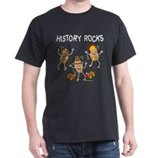 History Rocks T-Shirt