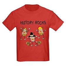 History Rocks T