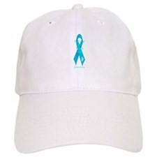 Proud Parent of a Turquoise W Baseball Cap