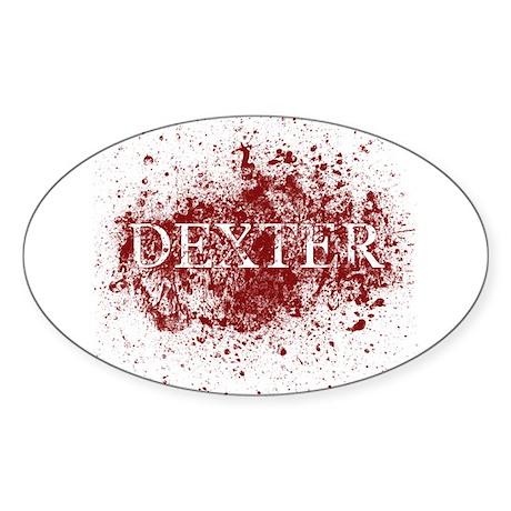 dexter2 Sticker