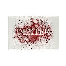 Cute Dexter showtime Rectangle Magnet