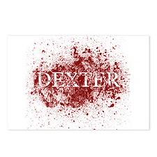 Unique Dexter Postcards (Package of 8)
