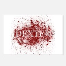 Cute Dexter showtime Postcards (Package of 8)