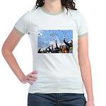 Thunderbirds Over Academy Jr. Ringer T-Shirt