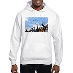 Thunderbirds Over Academy Hooded Sweatshirt