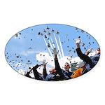 Thunderbirds Over Academy Oval Sticker