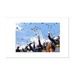 Thunderbirds Over Academy Mini Poster Print