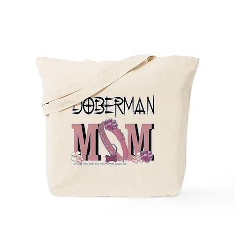 Doberman MOM Tote Bag