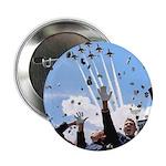 """Thunderbirds Over Academy 2.25"""" Button (100 p"""