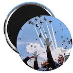 Thunderbirds Over Academy Magnet