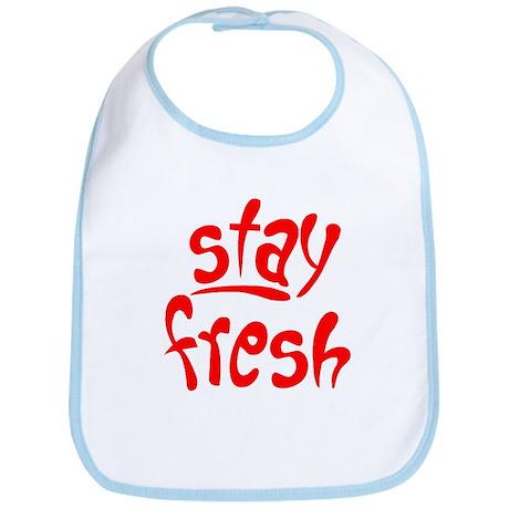Stay Fresh Bib