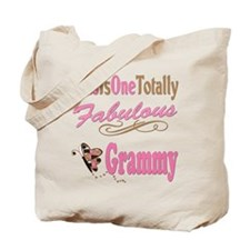Totally Fabulous Grammy Tote Bag