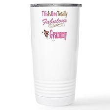 Totally Fabulous Grammy Travel Mug