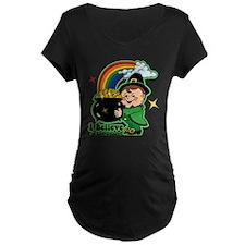 Believe In Leprechauns T-Shirt