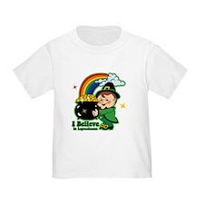 Believe In Leprechauns T
