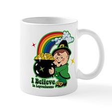 Believe In Leprechauns Mug