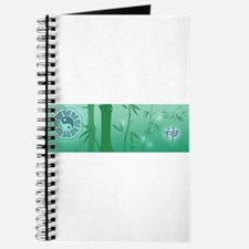 Iching Bamboo Journal