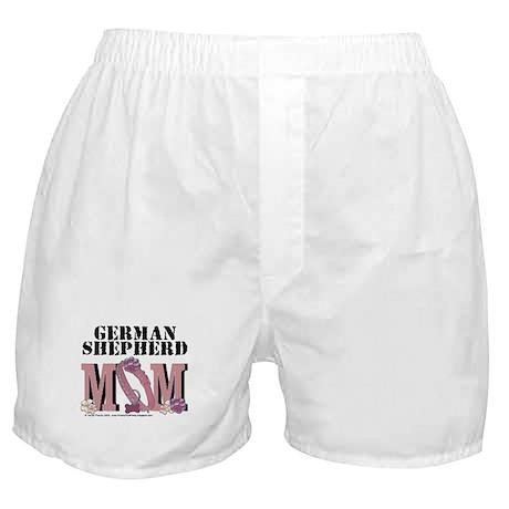 German Shepherd MOM Boxer Shorts