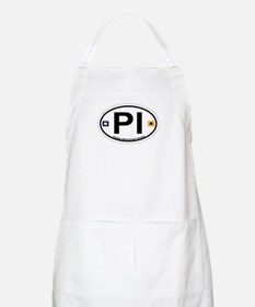 Pawleys Island SC - Oval Design Apron