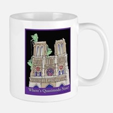 Where's Quasimodo Now? Mug