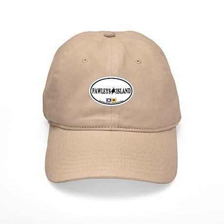 Pawleys Island SC - Oval Design Cap